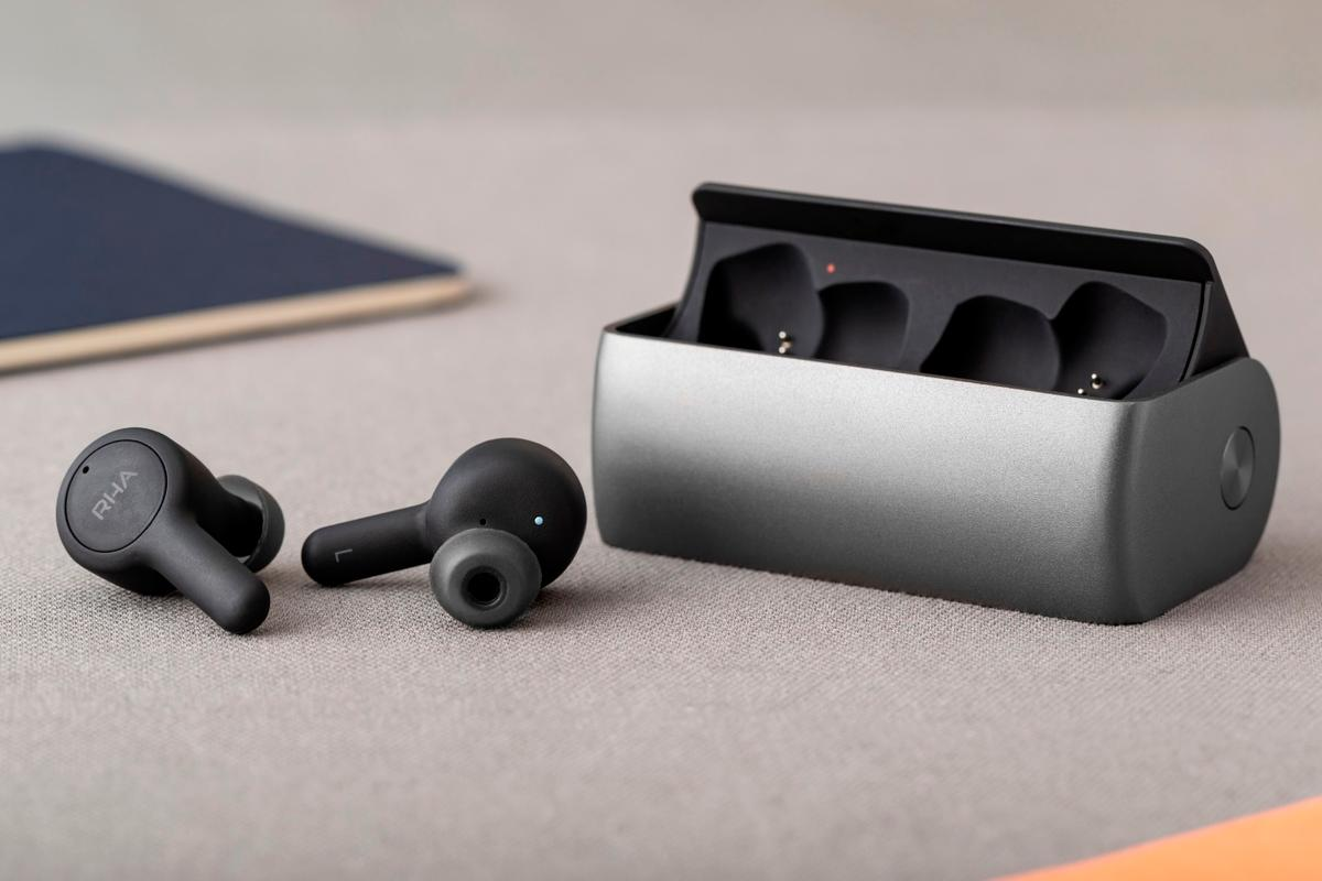RHA's TrueConnect wireless earphones are up for pre-order now, before going on sale October 18,2018