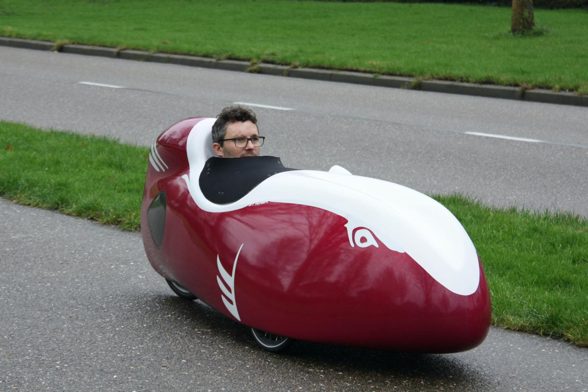 Once in production, the Snoek should sell for about €8,000 (US$9,663)