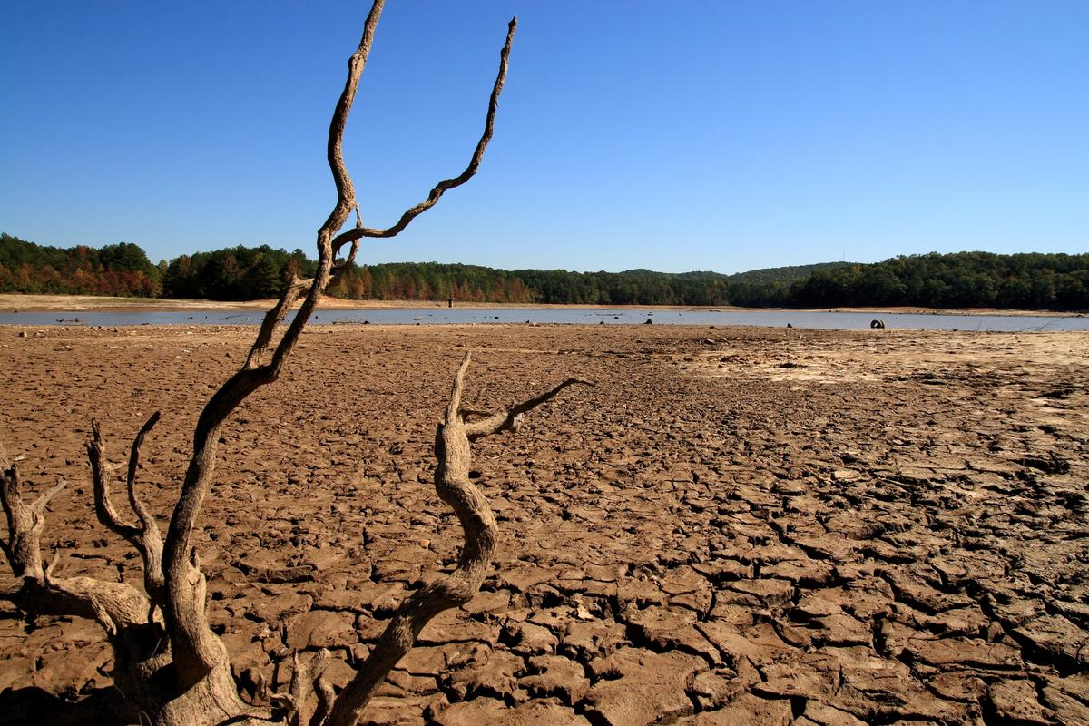 """A Columbia University study of historic drought markers indicates the western US may be in a """"megadrought"""""""