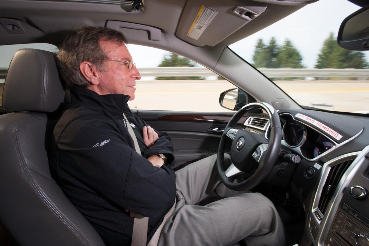 """Cadillac's """"Super Cruise"""" semi-autonomous driving technology is currently undergoing road testing"""