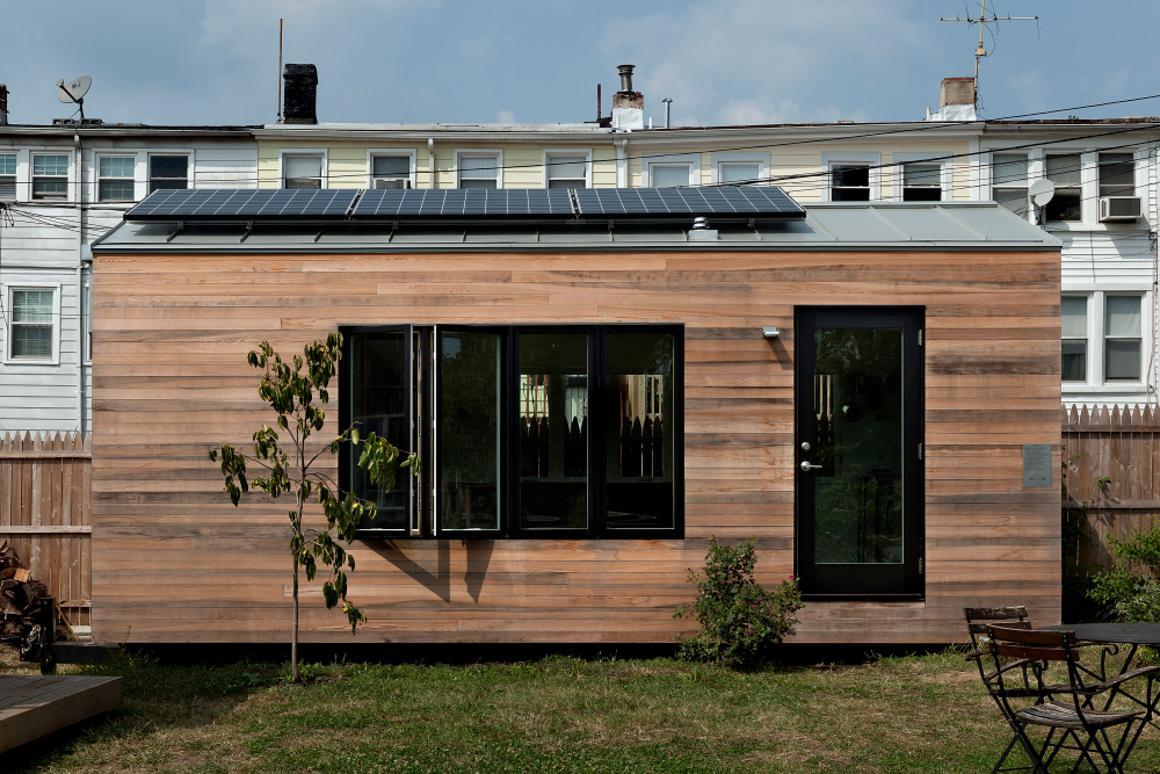 The Minim House (Photo: Paul Burk Photography)