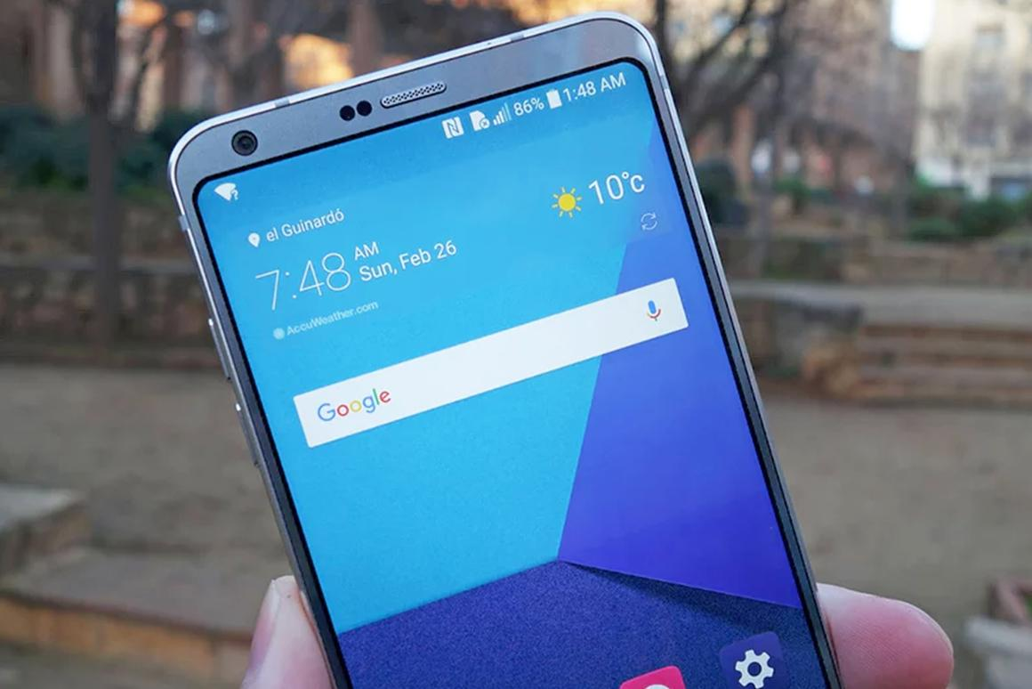 The LGG6 is coming to UScustomers as soon as March 30, with a full retail price starting aroundUS$650