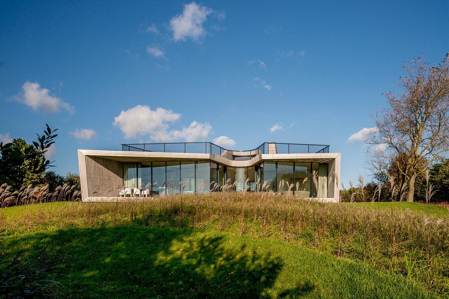 W.I.N.D. House, by Dutch firm UNStudio (Photo: Fedde de Weert)