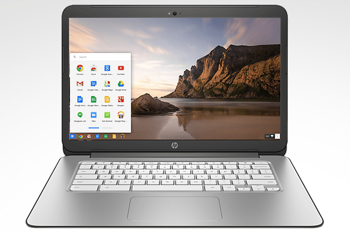 HP's latest Chromebook might look familiar, but improvements have been made to both the display and the internals