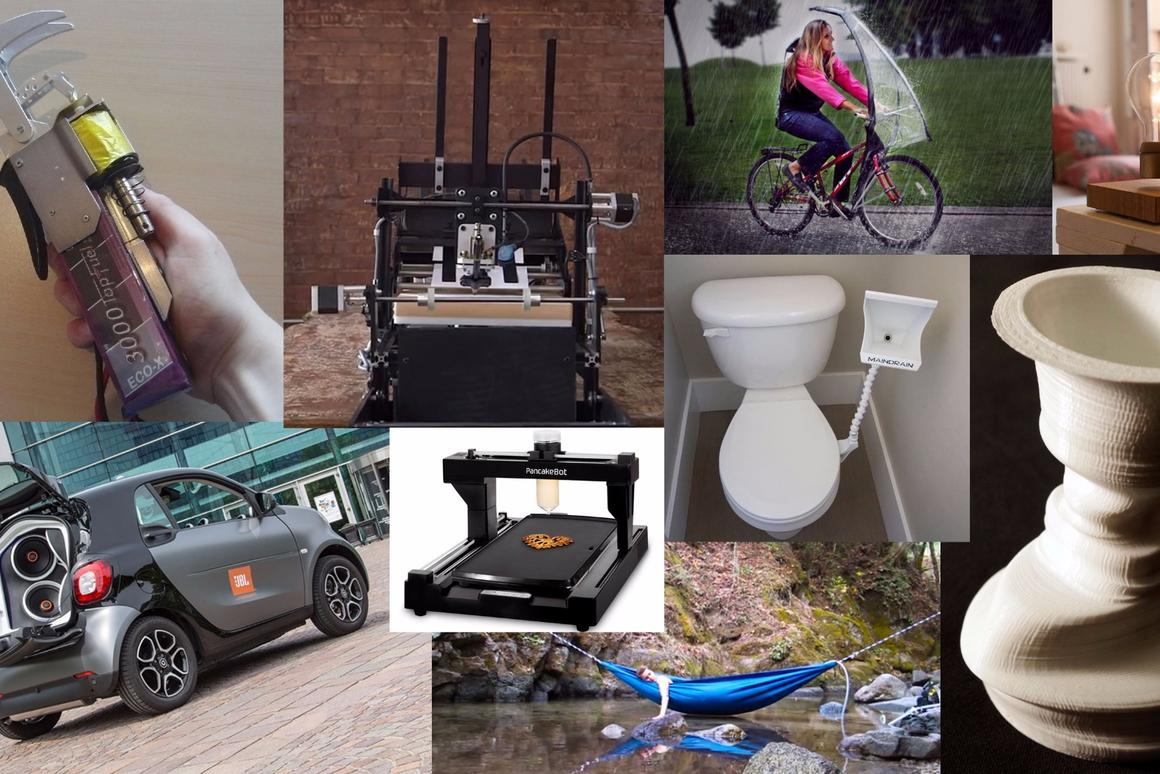 The best outside the box inventions of 2015