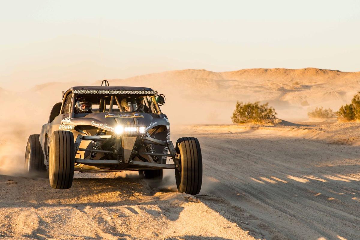 SRI EV1 e-racer