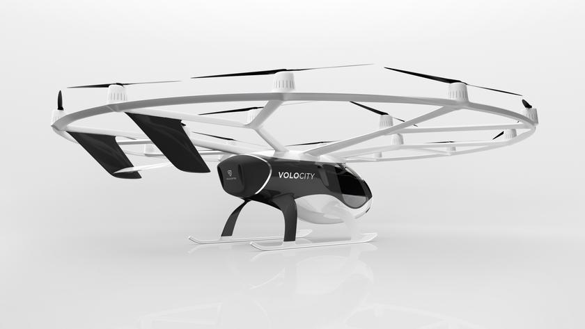 Little by little, Volocopter has continued to refine the design of flying taxi since we first spotted it back in 201