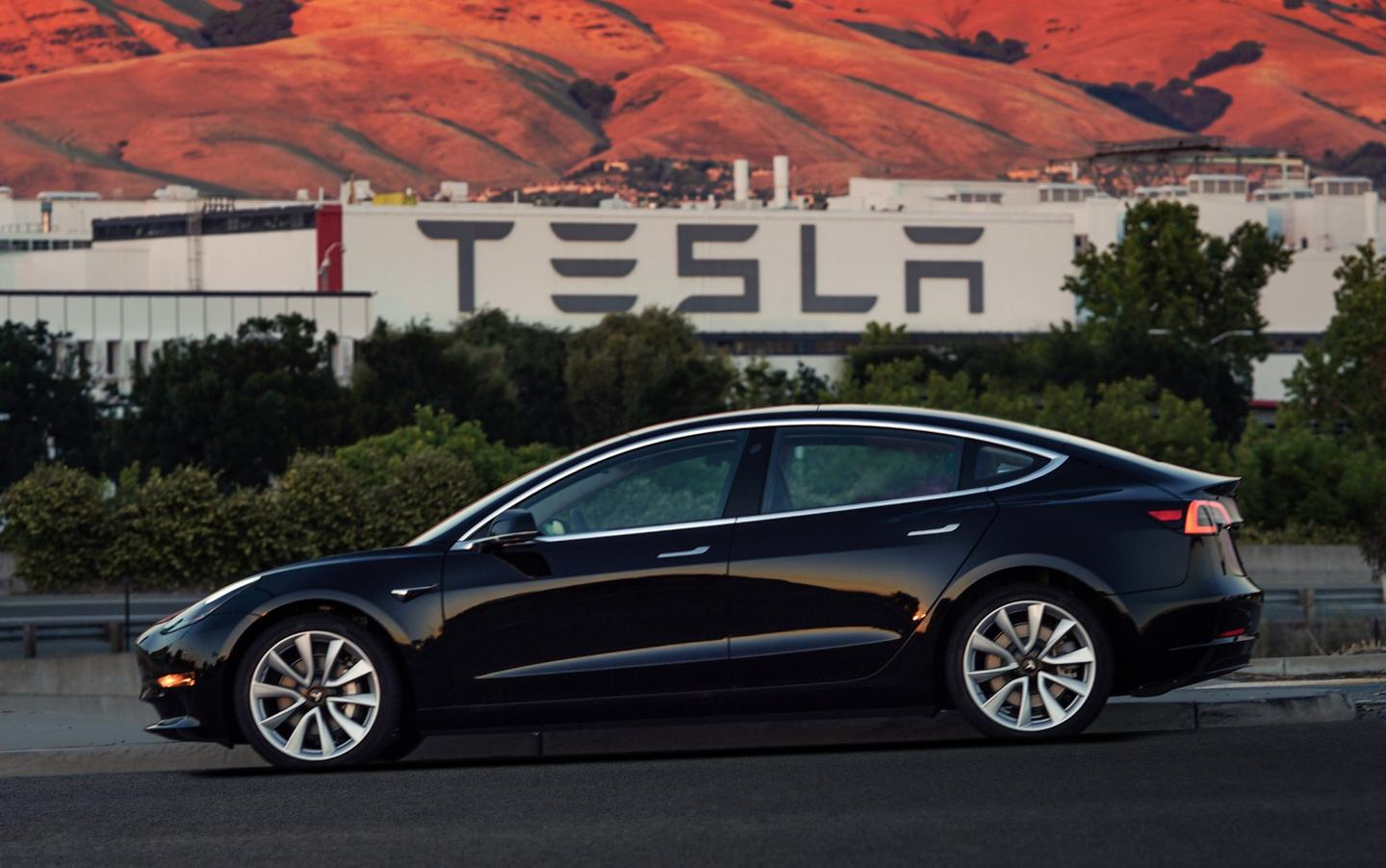 Tesla's mid-priced Model 3 may be aimed at the masses, but that doesn't mean if won't also offer something for the those chasing a little more oomph