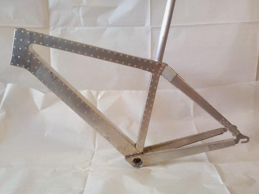 The Voiroo Zero's aeronautically-inspired frame