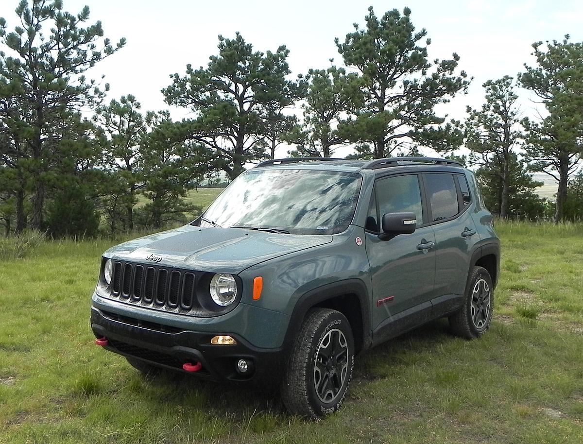 The Renegade is not boring or cheap, but is perhaps the first car-based crossover to bear the Jeep name without losing what is expected of a Jeep