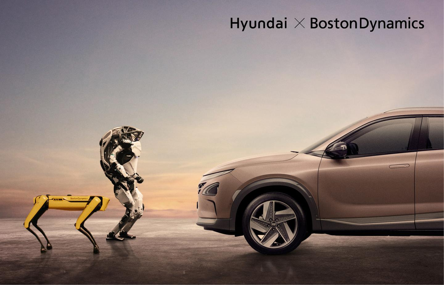 Hyundai has acquired a controlling stake in robotics firm Boston Dynamics