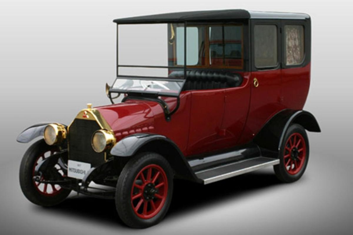 The 1917 Model A is about to get a 100-year update