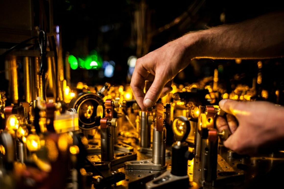 Scientists at Massachusetts Institute of Technology have created a microscope that they claim is able to image the fundamental particles that make up all matter in the universe