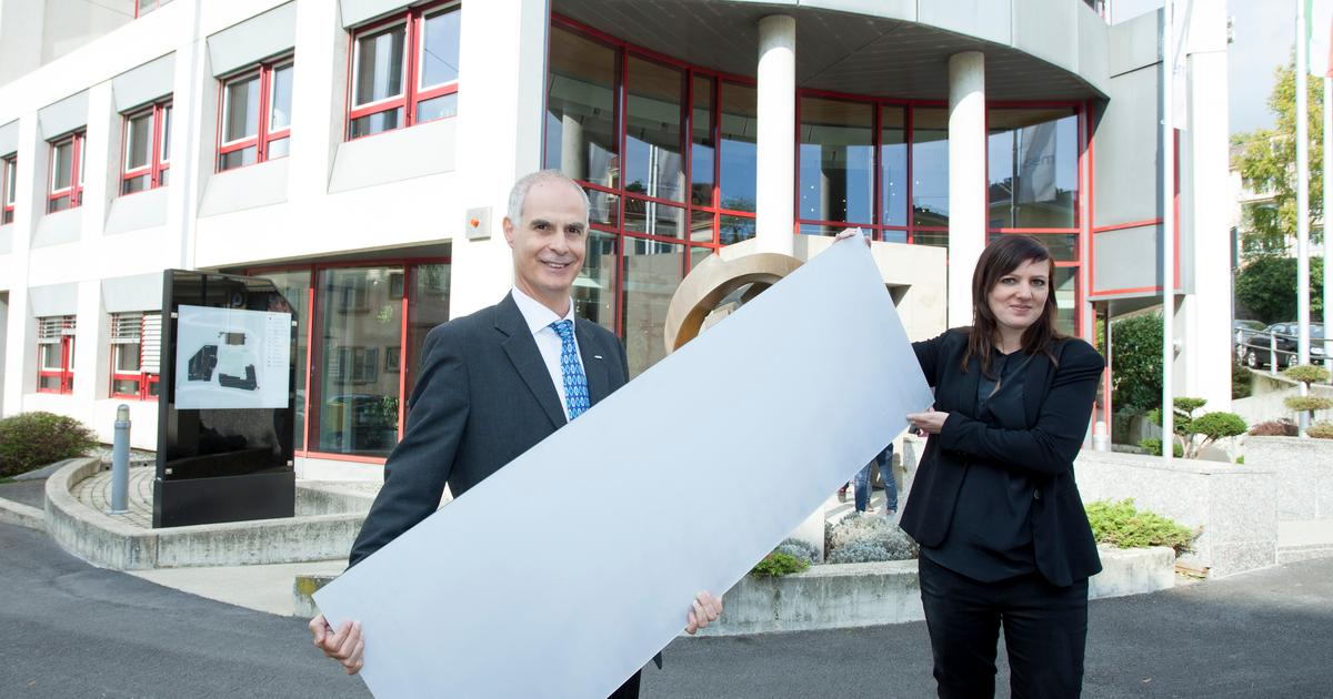 Csem S White Solar Panels Are Made To Blend Into Buildings