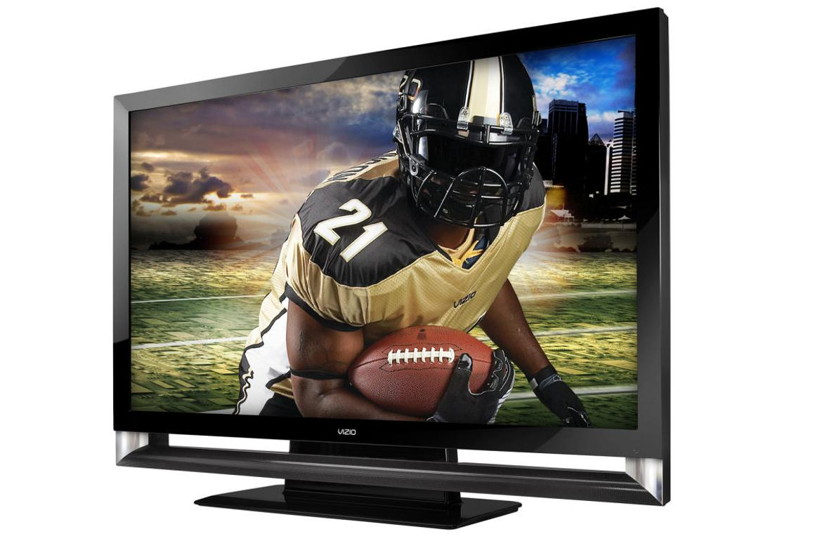 Vizio's XVT Pro LCD will offer full quality 1080p wireless media streaming