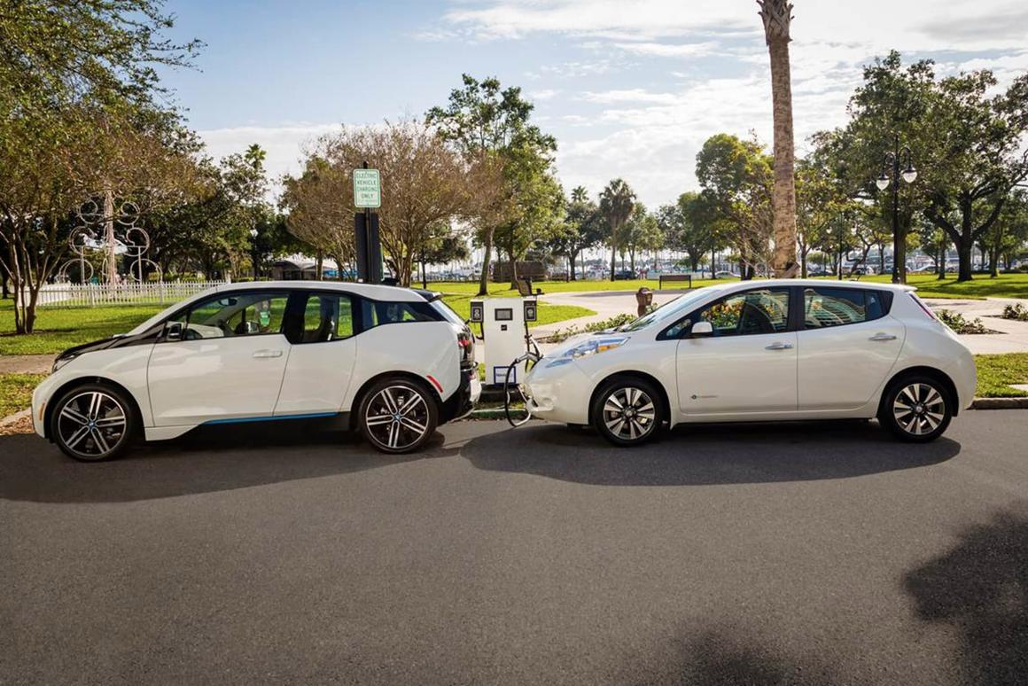 More details about the charging corridors to run across America have been released