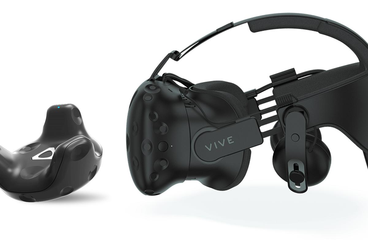 HTC Vive's Tracker and Deluxe Audio Strap accessories will retail for $100 each