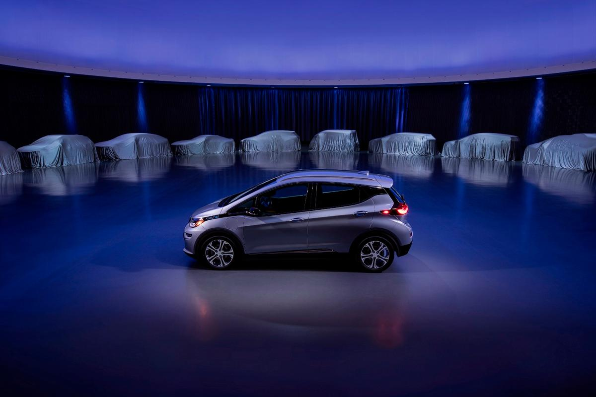 GM has outlined an aggressive strategy for its future of electrification