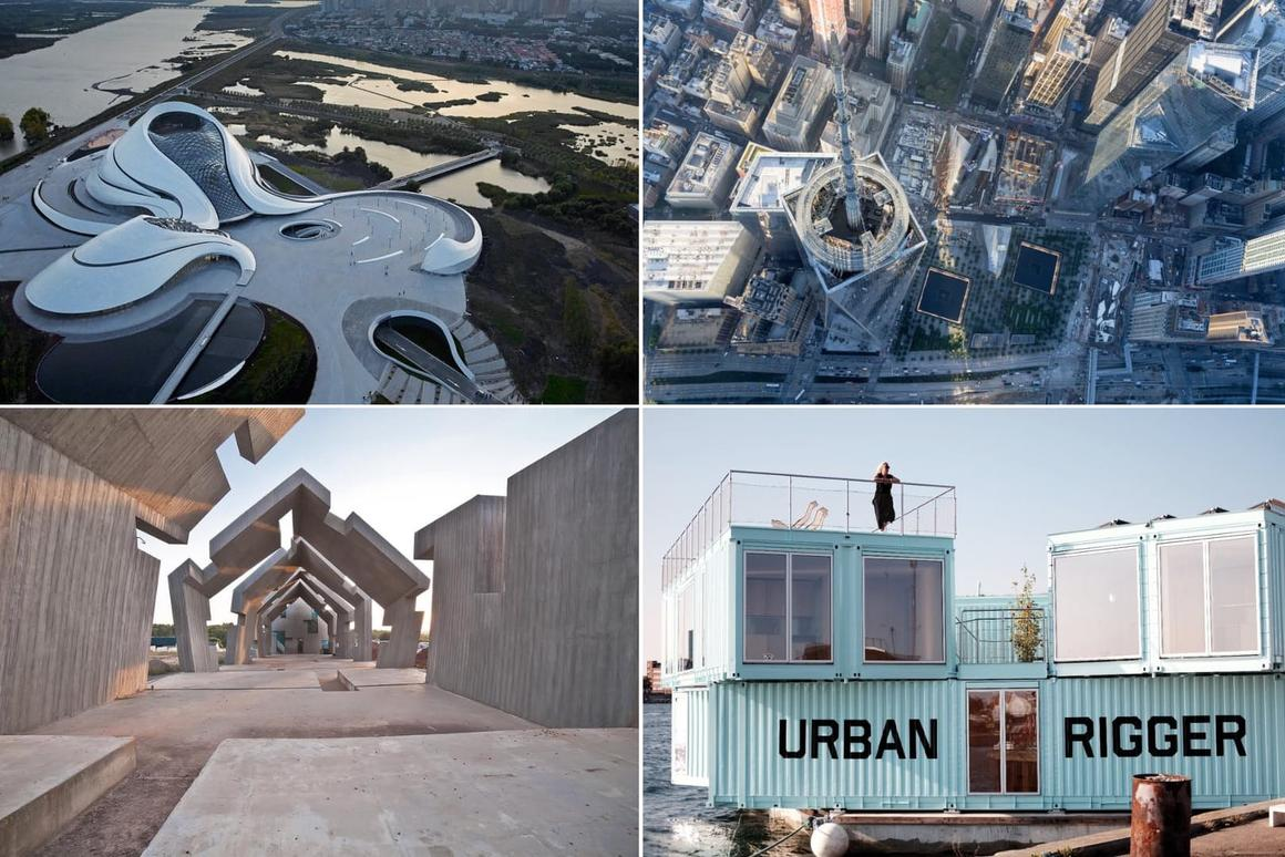 New Atlas highlights the most impressive, innovative, and interesting buildings we've covered in 2016