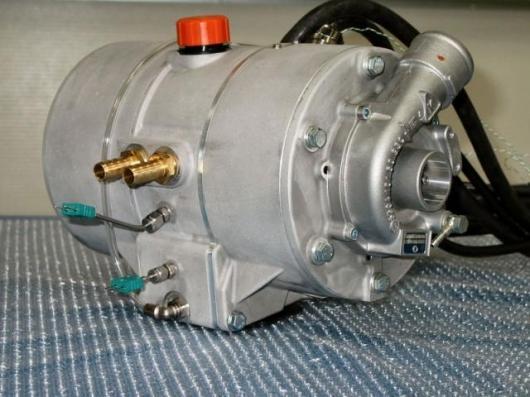 The SuperGen i-Hybrid unit