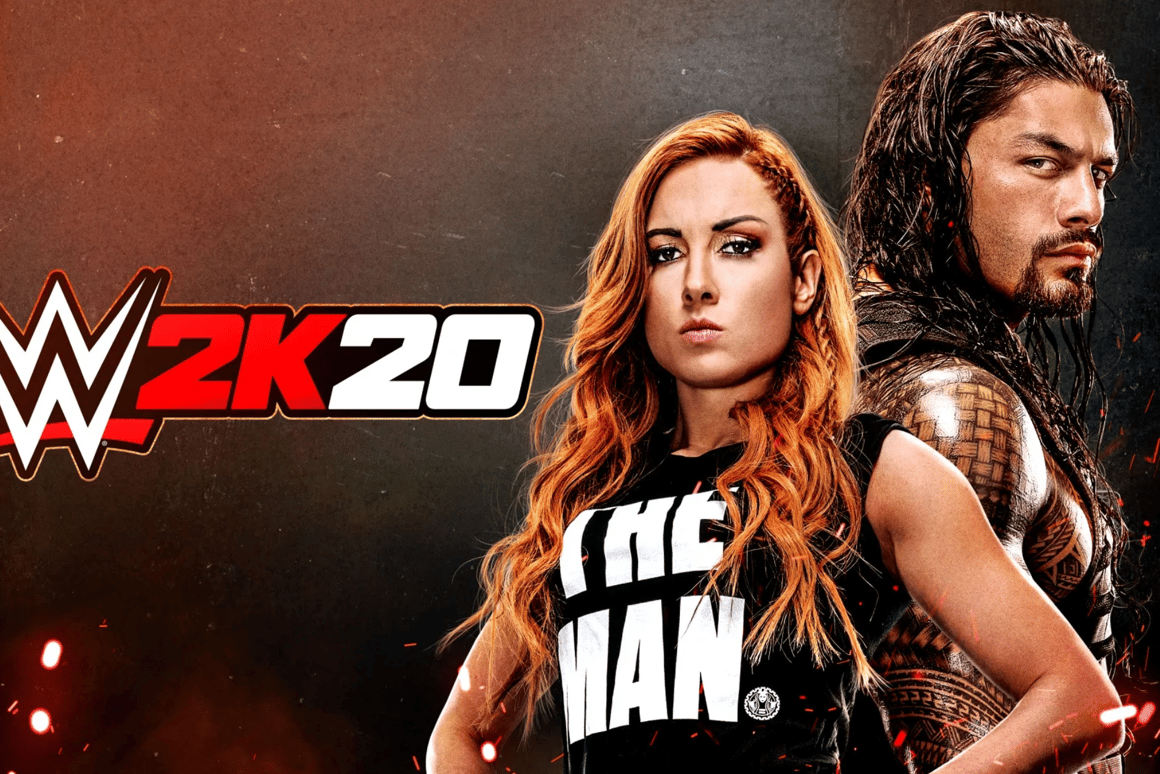 2K's WWE 2K20 has become the butt of the gaming community's jokes since launch
