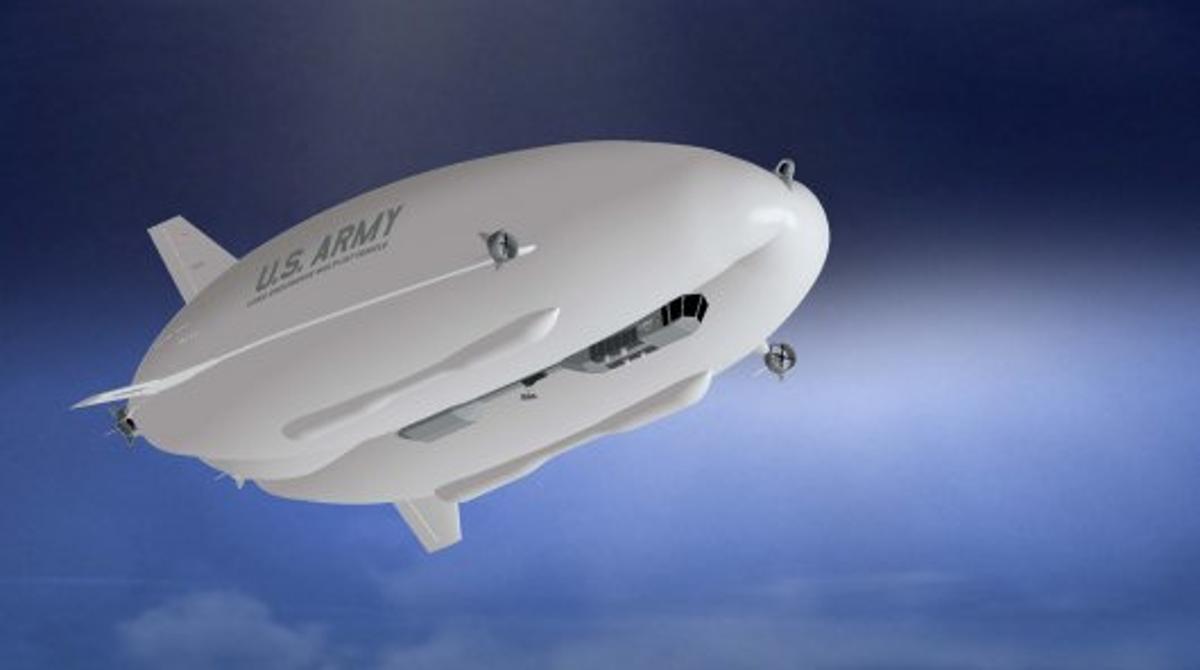 Northrop Grumman's Long Endurance Multi-Intelligence Vehicle (LEMV) is scheduled to make its first flight next month