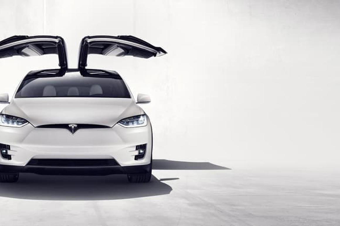Tesla has made the Model X a bit cheaper