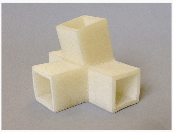 A table support made with Elasto Plastics