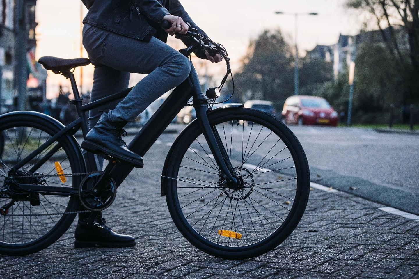 The Three Phase One ebike comes in Base and Boost models