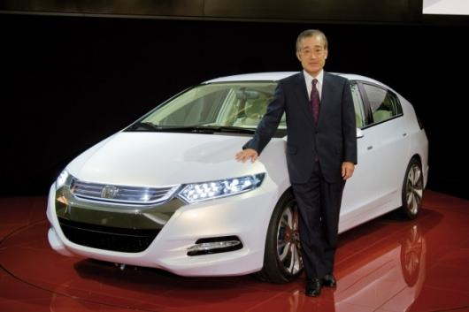 Honda's new CEO, Takanobu Ito, announced the CR-Z will be available in Japana from January.