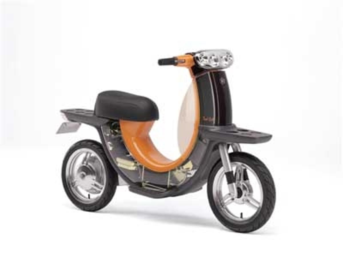 Radical Concepts:The Yamaha FC06