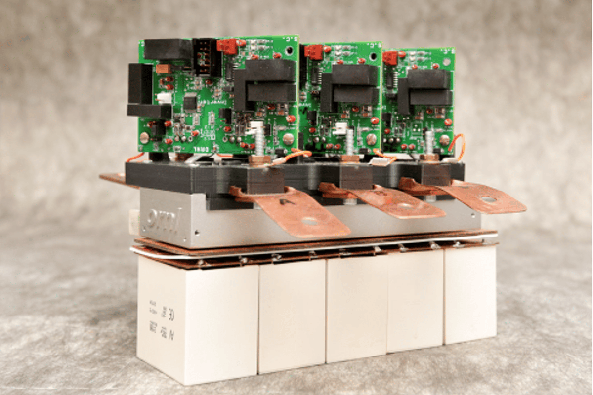 A new 20 kW inverter packs a lot of punch in a smaller, lighter package (Photo: ORNL)