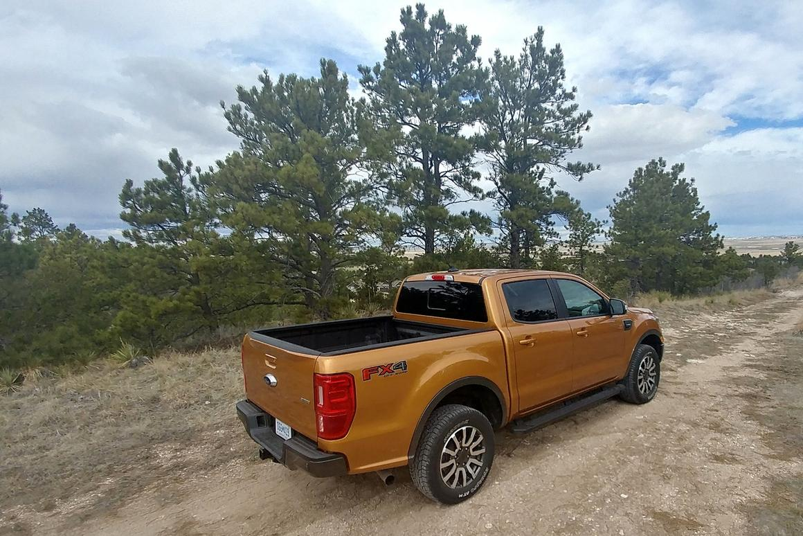 2019 Ford Ranger is right-sized and capable, but not too
