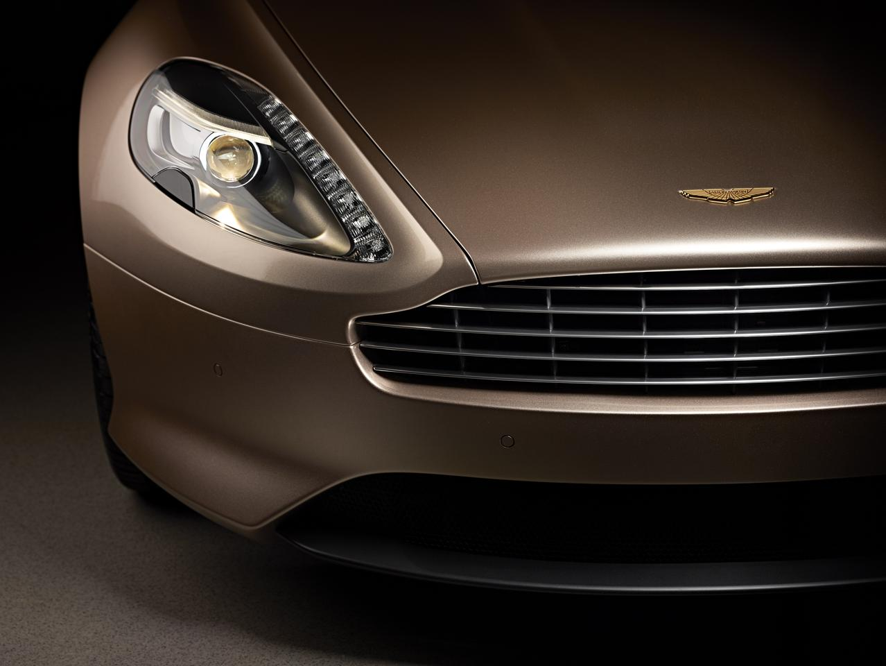 Aston Martin's Dragon 88 special edition