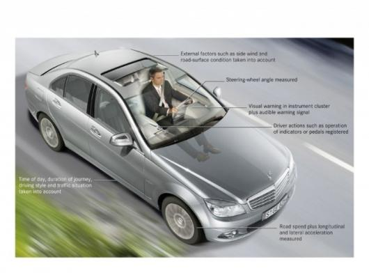How Mercedes' future driver-assistance system works
