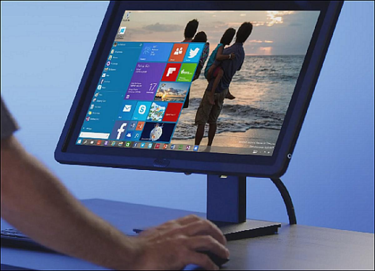 Here's a look at notable new features in the latest build of Windows 10