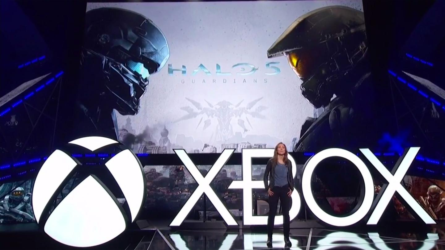 Microsoft rolled out many of its top tier franchises for the LA press event