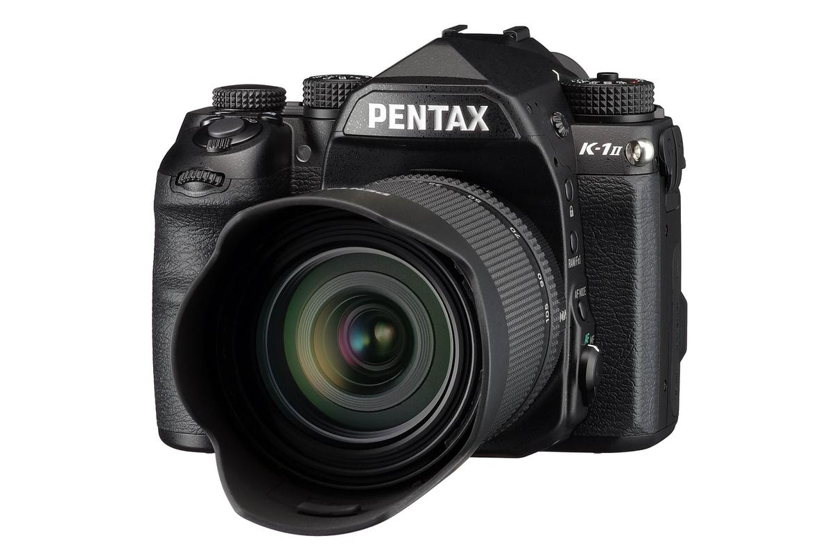 The Pentax K-1 MkII is capable of capturing high-resolution images with minimal noise in even in the most challenging low-light conditions