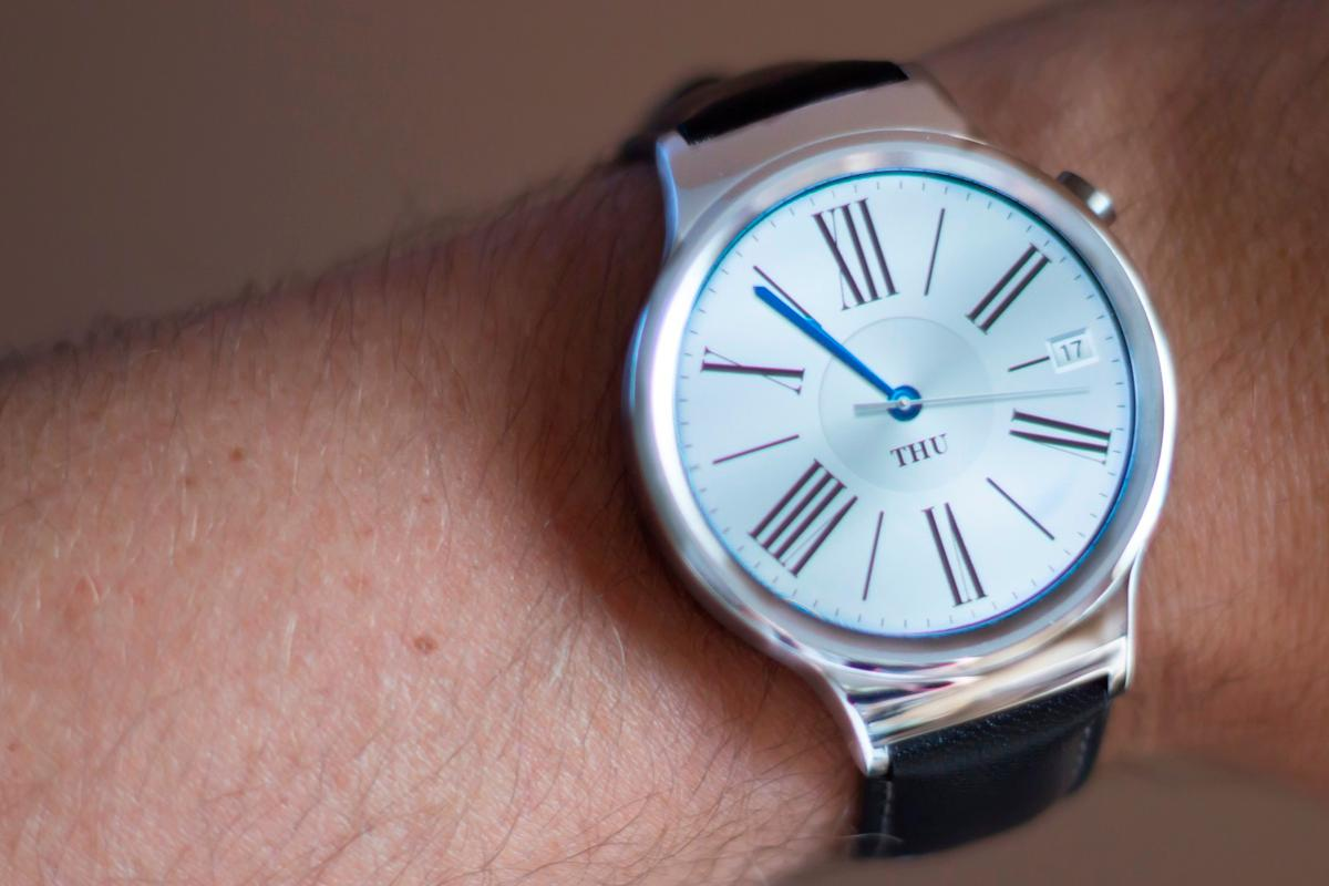 The Huawei Watch is our pick for the best-looking smartwatch to date (though it may have some competition very soon)