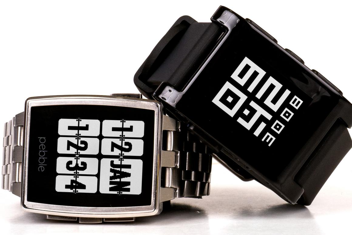 Pebble just announced Pebble Steel, a higher-end variation of the popular smartwatch