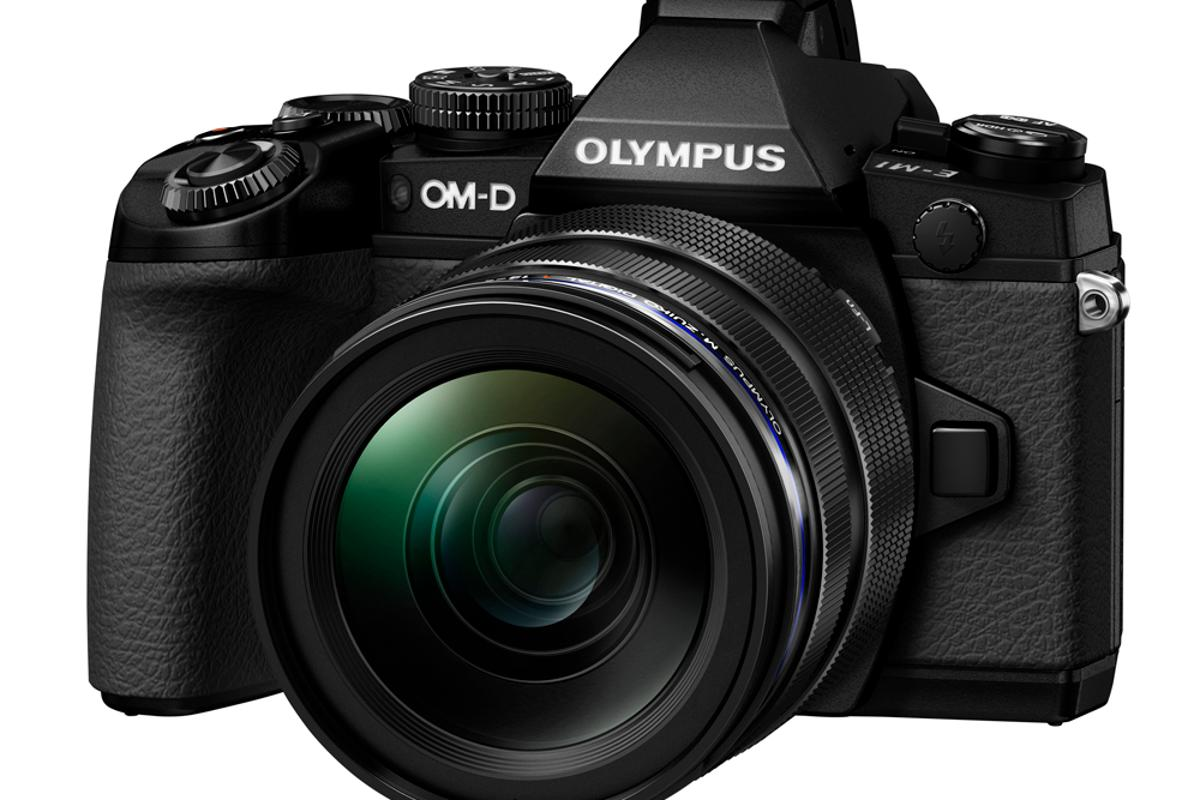 The new Olympus OM-D E-M1 could be the end of the DSLR, at least as far as Olympus is concerned