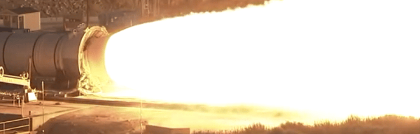 NASA's fancy HDR camera captures rocket plumes in