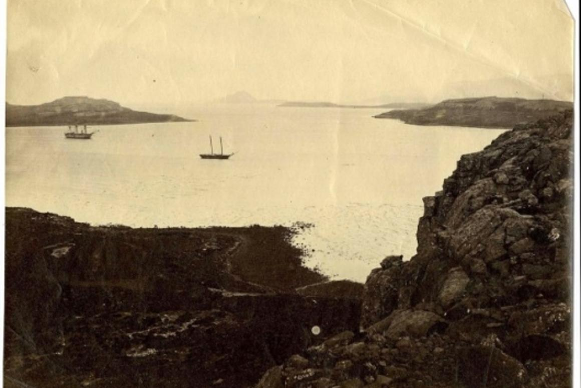 Logbook from the famous 1872-1876 journey of HMS Challenger goes to auction