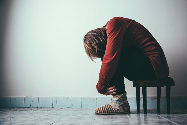 Scientists believe that a genetic mutation, which is detectable in blood samples, makes some people more likely to kill themselves (Photo: Shutterstock)