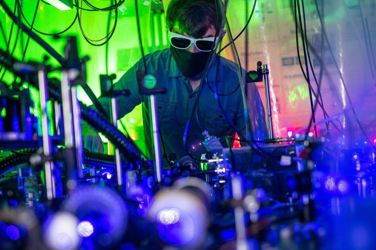 Rice University scientists have succeeded in magnetically confining ultracold plasma for the first time