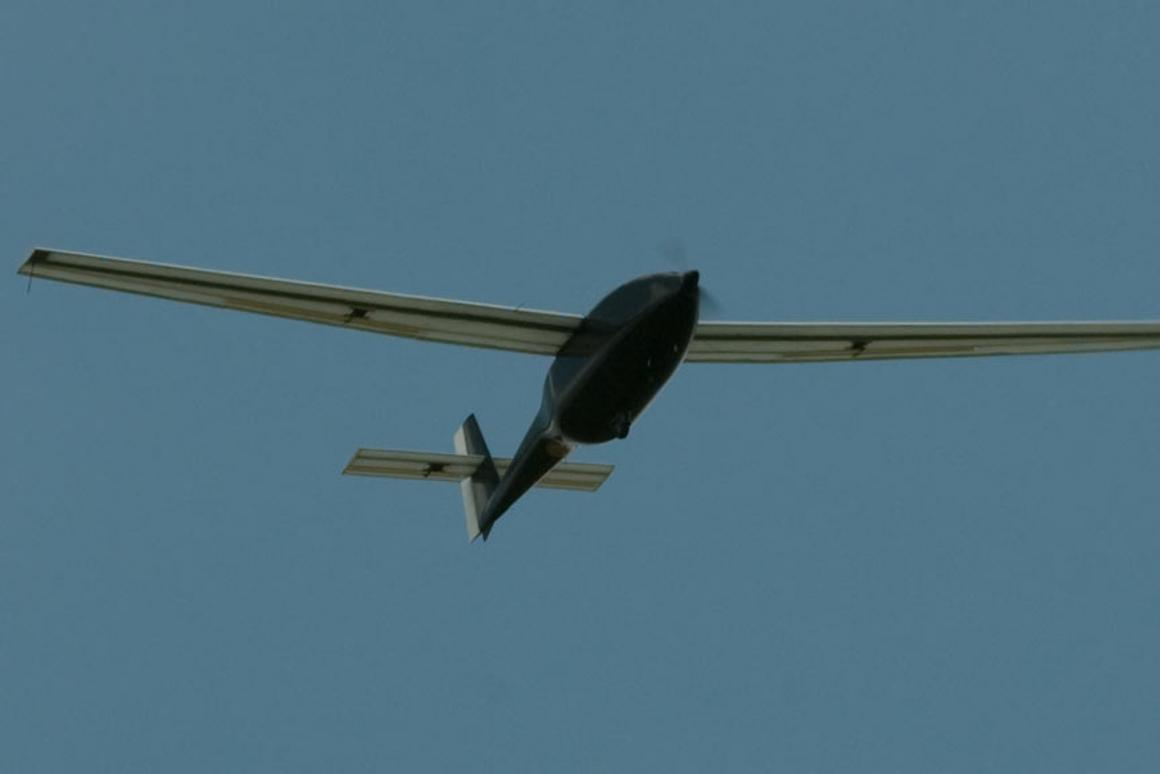 The Ion Tiger set a endurance record of 26 hours and 1 minute for a hydrogen fuel cell powered UAV