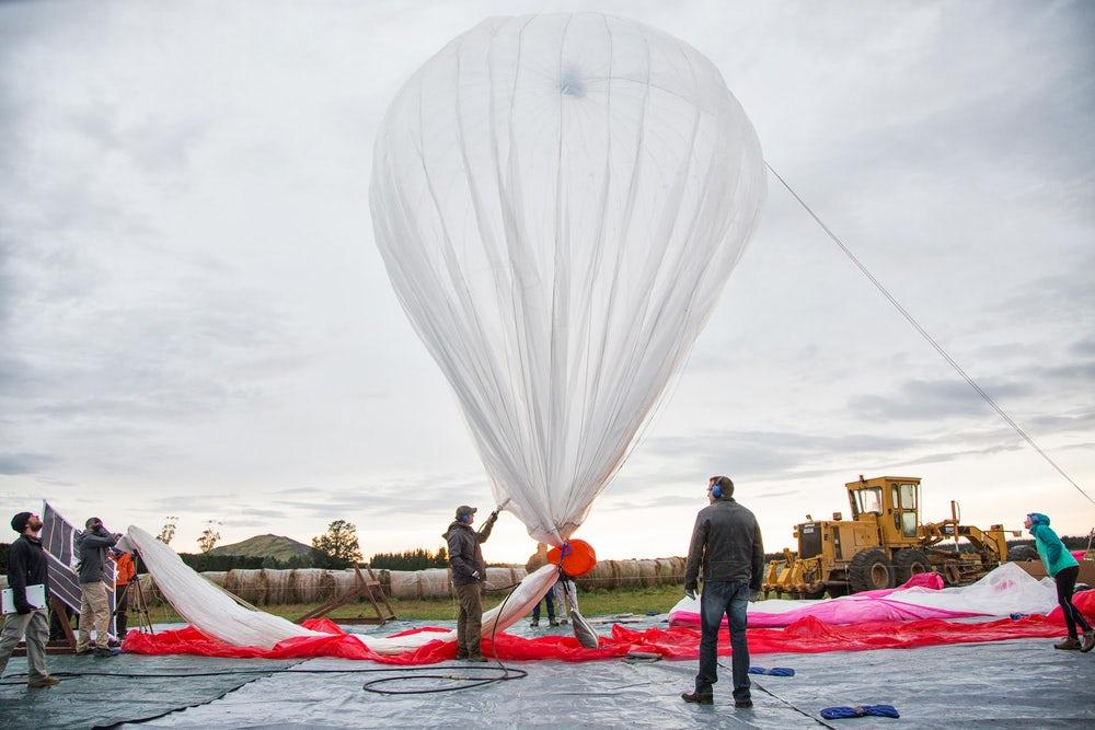 Project Loon is an audacious concept dreamt up in Google's secretive X lab