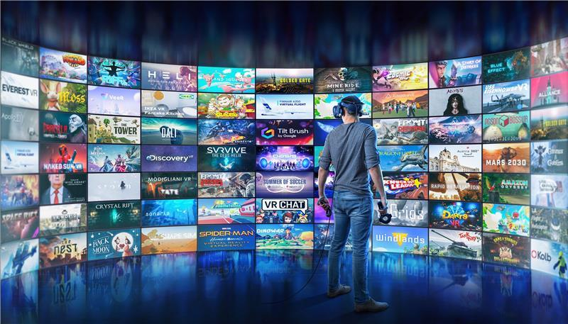 Alongside new hardware,HTC also announced Viveport Infinity, a new tier of its subscription service that lets users play as many of the titles as they like