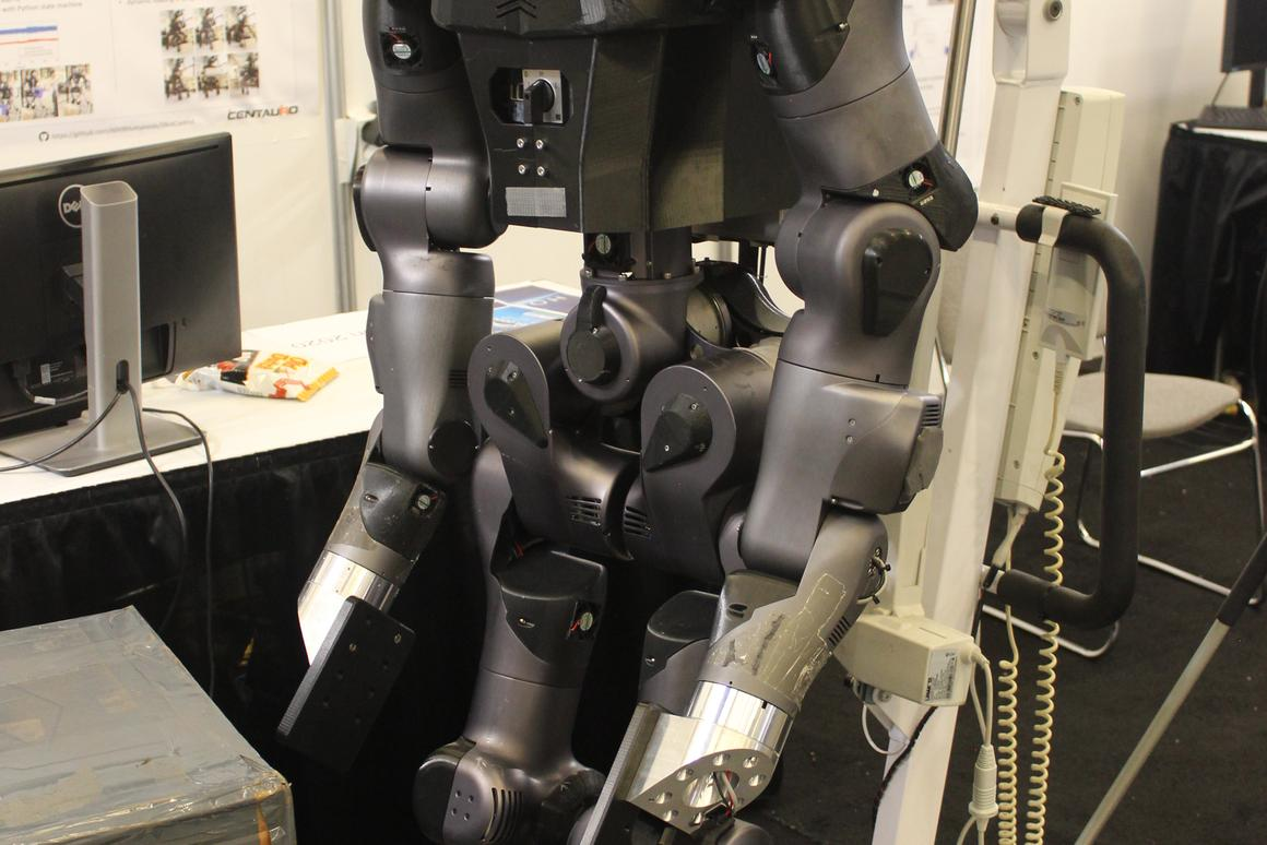 In photos: Rascally robots and kindred contraptions, at ICRA