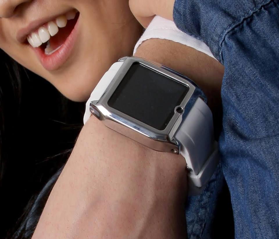 "The Spark watch ""buzzes"" you awake when you start to doze"